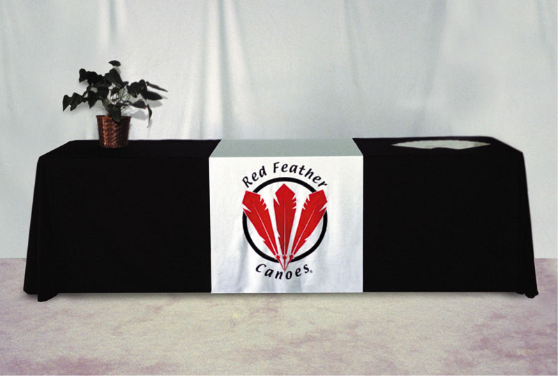 Table Runners Wholesale Promotional Blank Or Logo Ai