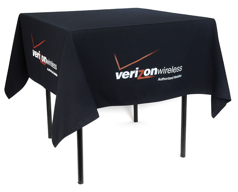 Table throws wholesale promotional blank or logo ai for Table th row